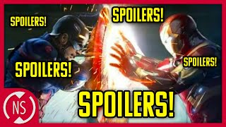 This video contains Captain America: Civil War spoilers. || NerdSync