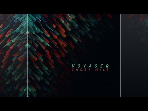 Voyager - Ghost Mile (2017) [Full Album]