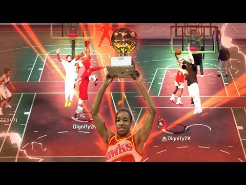 SPUD WEBB'S DUNK ANIMATIONS ARE UNSTOPPABLE! 5 FOOT PURE SLASHER CONTACT DUNKS ON NBA 2K19!