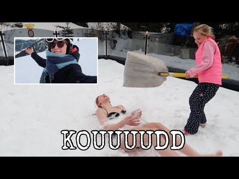 HEEL steil & met bikini in de sneeuw?! 👙❄️ | Wiekent Femke #9 ❄️