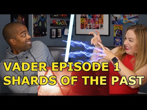 VADER EPISODE 1: SHARDS OF THE PAST - A STAR WARS THEORY FAN-FILM (Jane and JV's REACTION 🔥)
