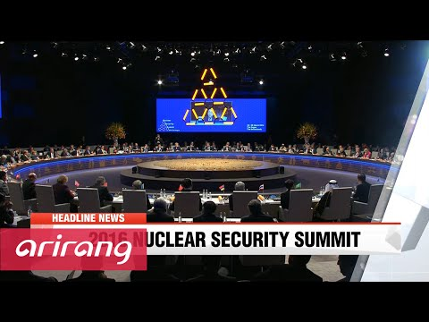 NEWSCENTER 22:00 President Park to attend Nuclear Security Summit