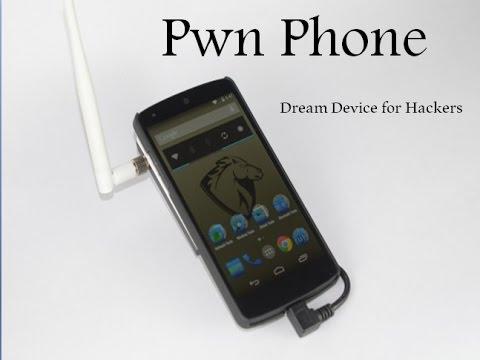 Hacker's Dream Device : The Pwn Phone
