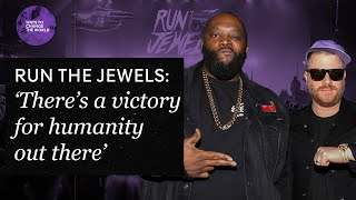 'There is a victory for humanity out there' - Run the Jewels lockdown interview