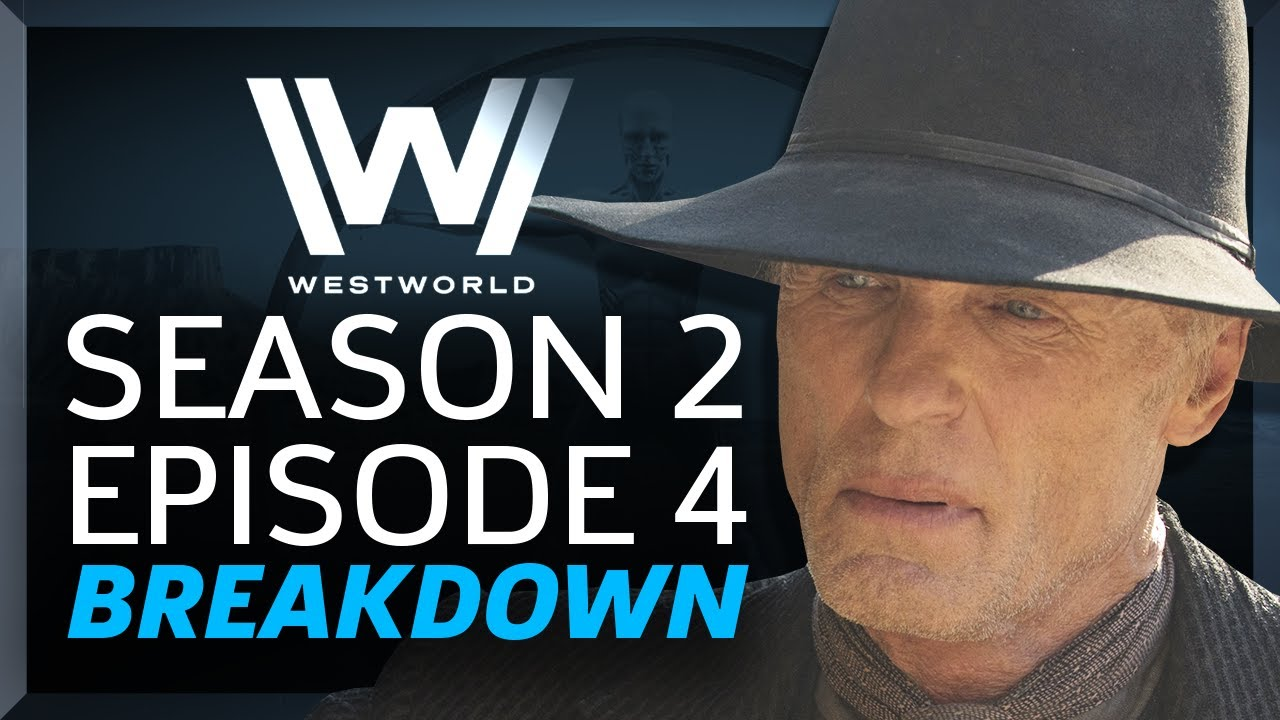 Download Westworld Breakdown: Season 2 Episode 4 The Riddle Of The Sphinx