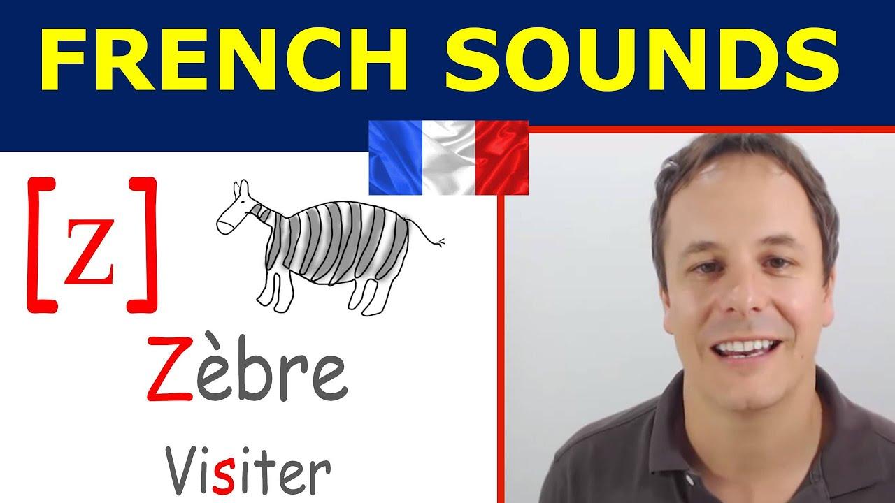 Learn French. Pronunciation : French Sounds (les sons du français ...