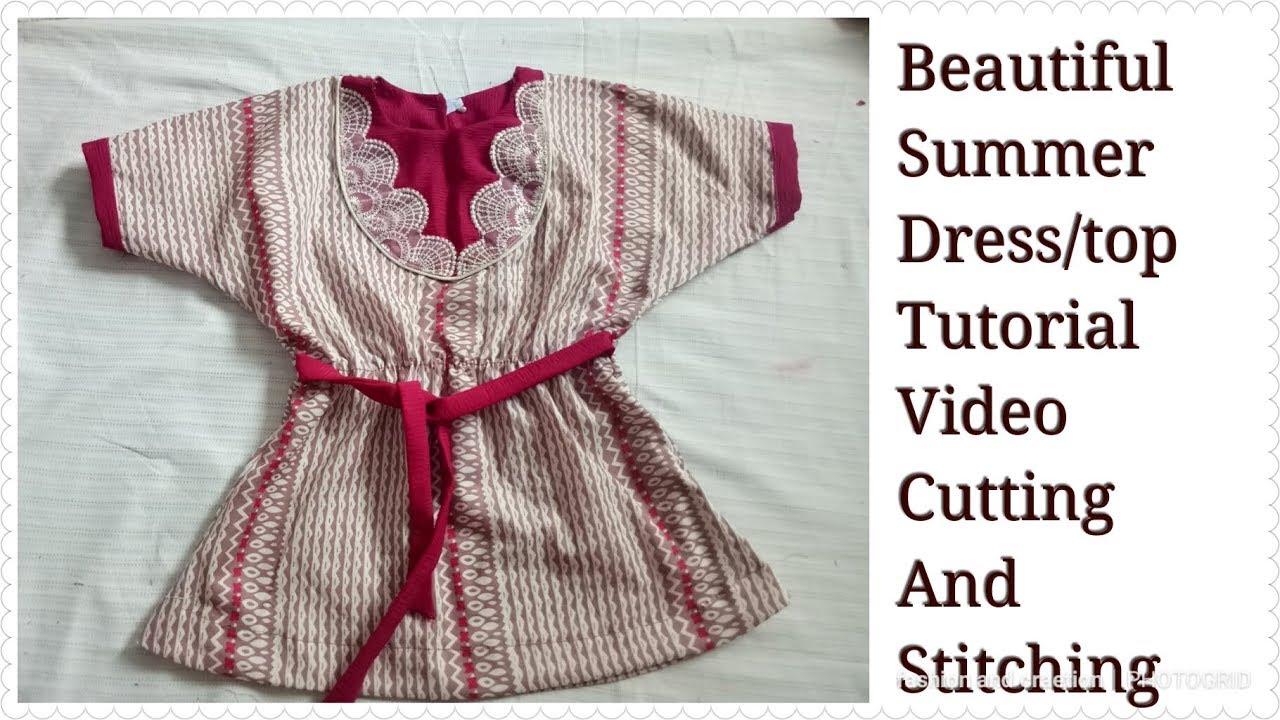 bcffd494d4c4 LATEST BABY DRESS DESIGN BABY FROCK DESIGNS best summer dress design ...