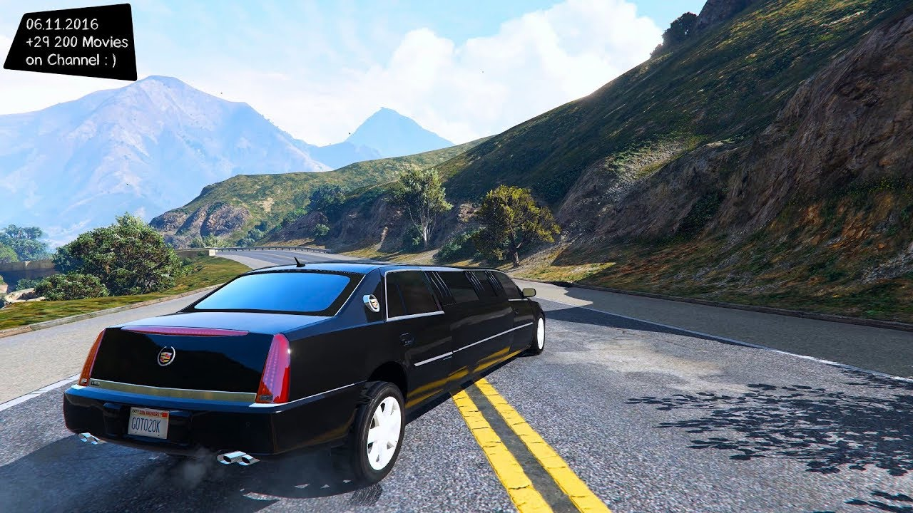 Cadillac dts limo grand theft auto v vi future youtube cadillac dts limo grand theft auto v vi future sciox Gallery