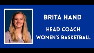 Introduction to Women's Basketball with Brita Hand