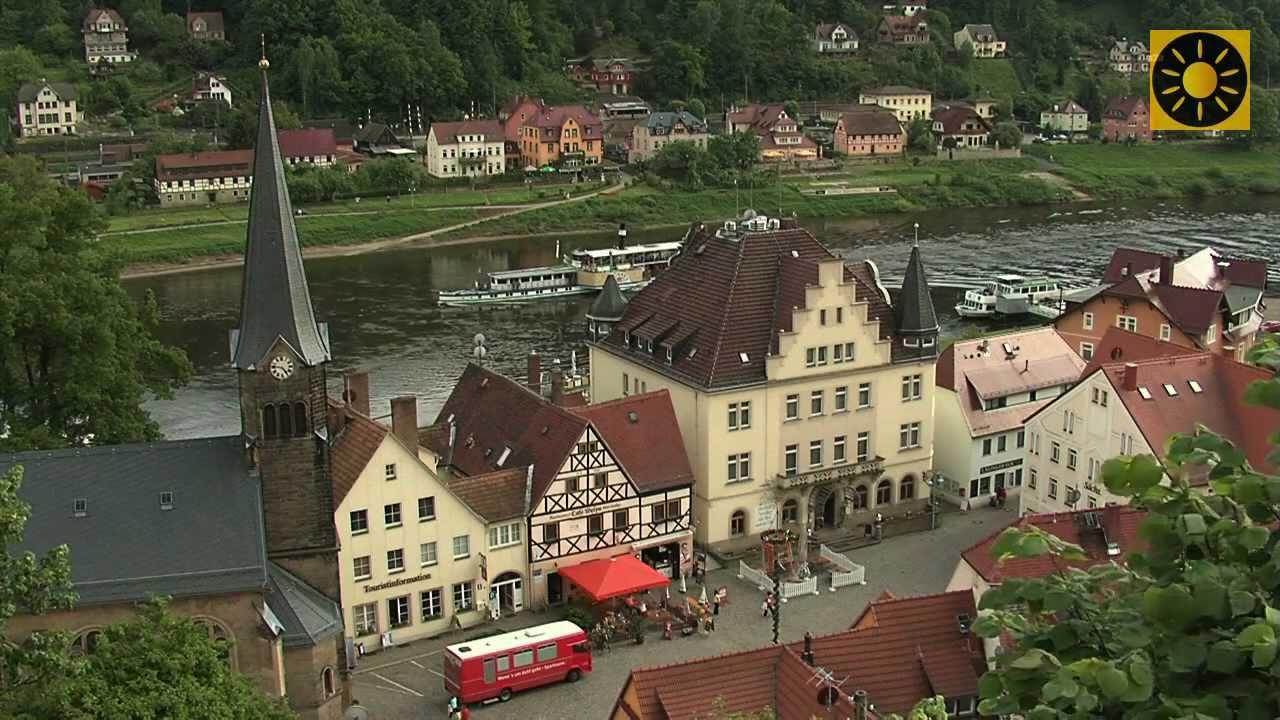 """SÄCHSISCHE SCHWEIZ - Teil 1 """"Bastei und Kurort Rathen"""