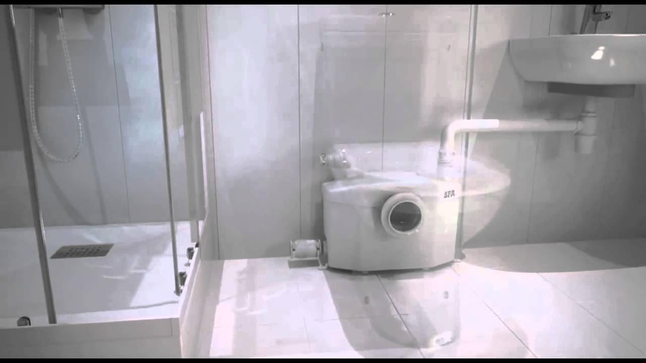News El Paso >> Principio de funcionamiento de un triturador sanitario SANITRIT - YouTube