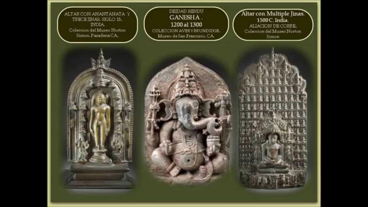 Escultura Ceramica Y Arquitectura De La India En La Antiguedad Youtube
