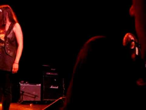Black Mountain - Angels (live)