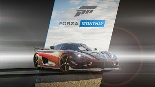 Forza Monthly | October 2018