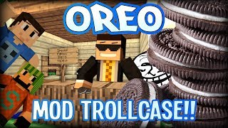 mod trollcase oreo in minecraft delicious cookies w mr360games and rage simon