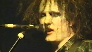 The Cure - Fire In Cairo (Live 1993)