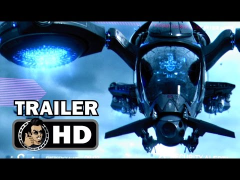 KILL SWITCH Official Trailer #2 (2017) Dan Stevens, Berenice Marlohe Sci-Fi Action Movie HD streaming vf