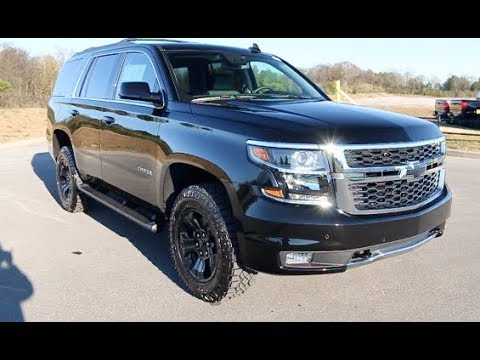 2017 chevy tahoe midnight edition for sale