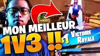 MON MEILLEUR CLUTCH 1VS3 A 2HP !! 😱 +19 KILLS SOLO - KINSTAAR