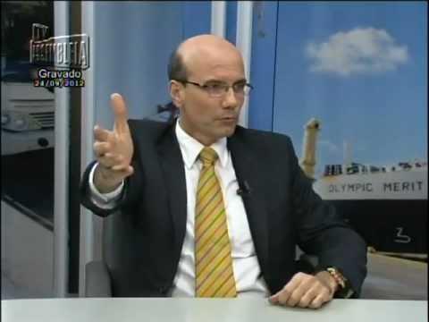 Jairo Melo participa do programa Ponto de Vista