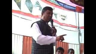 Panchayat Samiti Bhawani Mandi inauguration speech