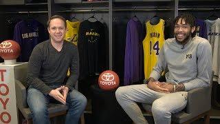 Lakers Voices: Brandon Ingram (12/4/18)