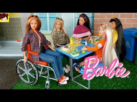 Silla Nueva Alumna Escuela En De La Muñeca Barbie Ruedas b6Y7fgy