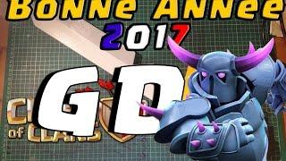 2017 Première Attaque GDC Bien Remplie - Clash Of Clans