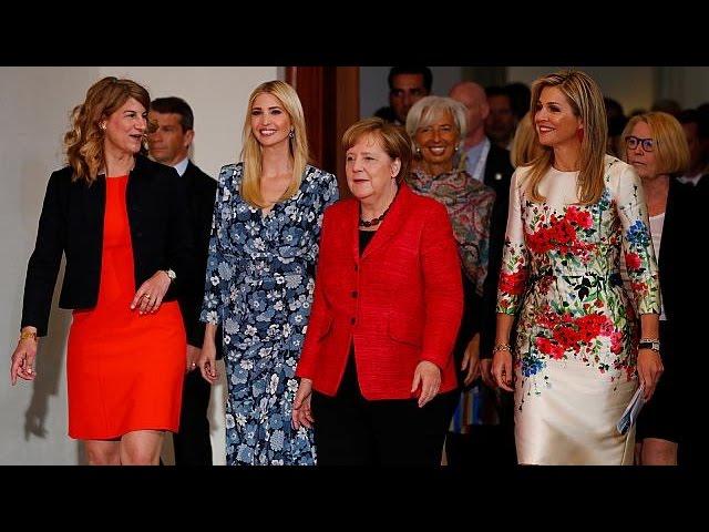 Иванка Трамп на защите отца