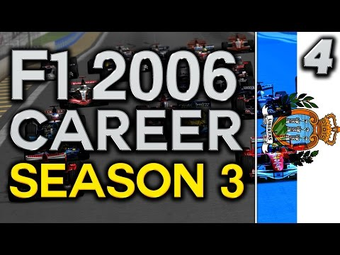 F1 2006 Career Mode S3 Part 4: Nothing to Lose