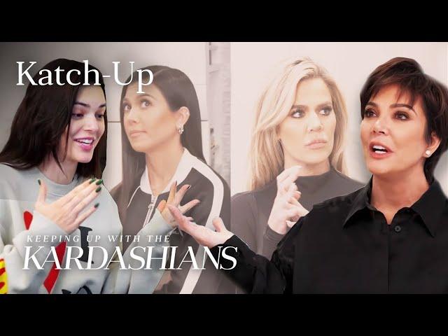 Kardashians Dont Trust Kris Jenners Boyfriend & Kourtney Moves Out: KUWTK Katch-Up (S16, Ep7)