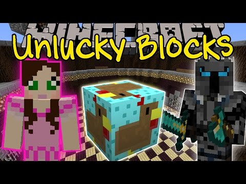 Thumbnail: Minecraft: THANKSGIVING UNLUCKY BLOCK CHALLENGE GAMES - Lucky Block Mod - Modded Mini-Game