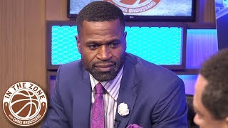 'In the Zone' with Chris Broussard Podcast: Stephen Jackson - Episode 55 | FS1