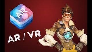 Лучшая AR игра | ARmix