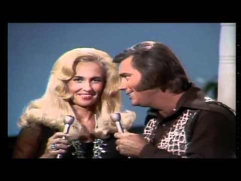 George Jones & Tammy Wynette - We Gonna Hold On