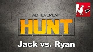 Achievement HUNT #14 - Jack vs. Ryan | Rooster Teeth