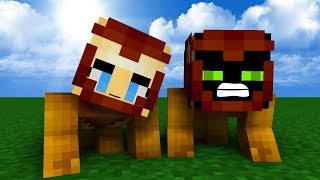WIR VERSTECKEN UNS ALS LÖWEN! ✿ Minecraft [Deutsch/HD]