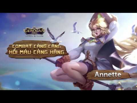 [Trailer] Annette: Bịch máu di động - Garena Liên Quân Mobile