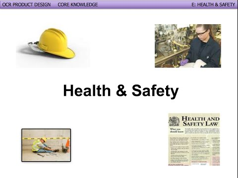 Health and Safety Presentation
