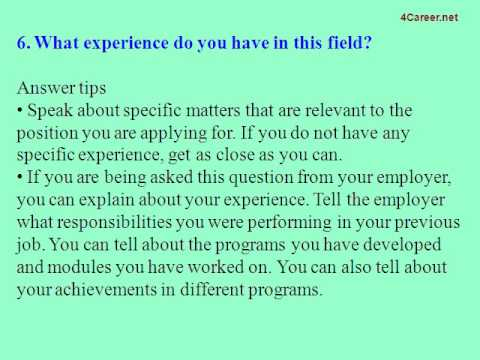 interview questions for flight attendants