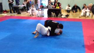 Welsh BJJ Open 2013 Semi Final