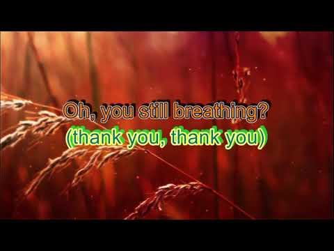 Mission ft V. Rose - Thank the Lord Lyrics Video