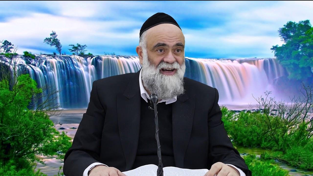 הרב משה פינטו - סיפורים על בתיה בת פרעה HD
