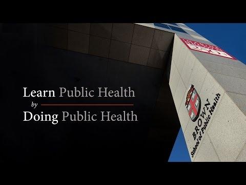 Learn Public Health by Doing Public Health