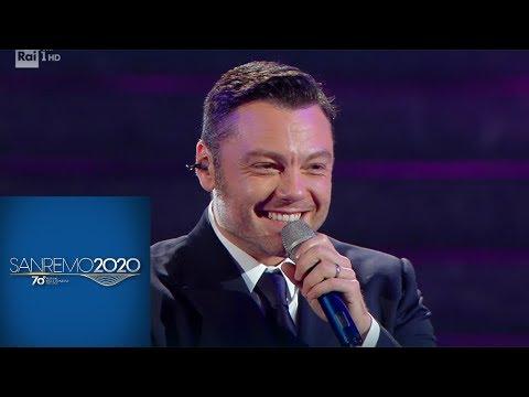 Sanremo 2020 - Il medley di Tiziano Ferro