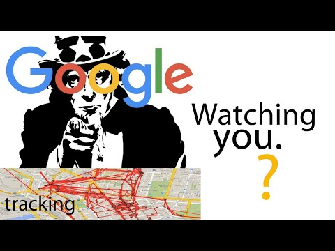 Google Watching/tracking you,everywhere  [Hindi]watch Video to protect yourself.