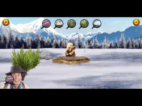 Cbeebies Andys Prehistoric Park Gameplay Jurassic Dinosuar Gameplay