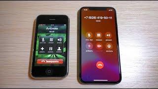 Iphone 11 pro & 3g preset dialers, incoming call ringtones. 2g call: https://www./watch?v=gwvjopvl3ei