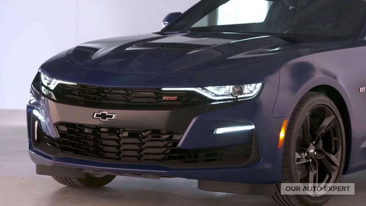 2019 Chevrolet Camaro - YouTube