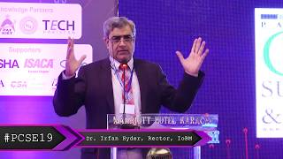 Dr. Irfan Hyder, Dean CBM and CES, IoBM – 7th Pakistan CIO Summit 2019